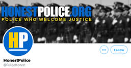 Follow Twitter Page Honest Police to bring back pride integrity and guts