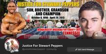 Like Facebook Justice for Tenneesse Murdered Steward Peppers