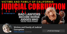 Like Facebook Victims and Family of Judicial Corruption