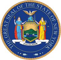 Seal New York State
