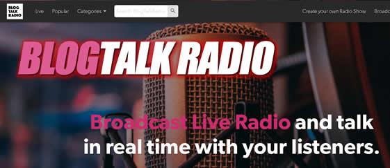CV Blog Talk Radio