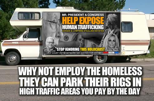 Help the homeless HELP YOU