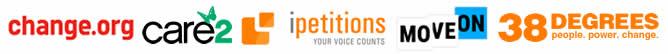 Petition Sites