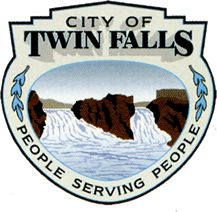 Seal city of Twin falls