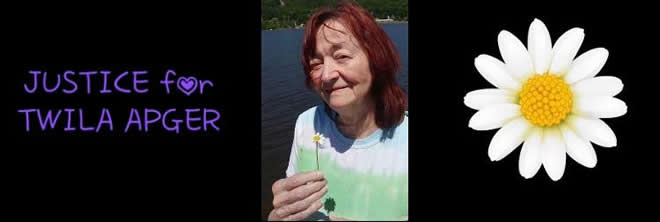 Justice for Houghton Michigan Twila Apger