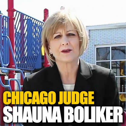 Chicago Judge Shauna Boliker