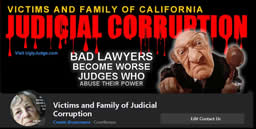FB Victims and Family of Judicial Corruption Page