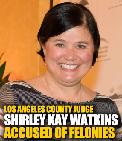 Los Angeles County Judge Watkins Shirley Kay Van Nuys California