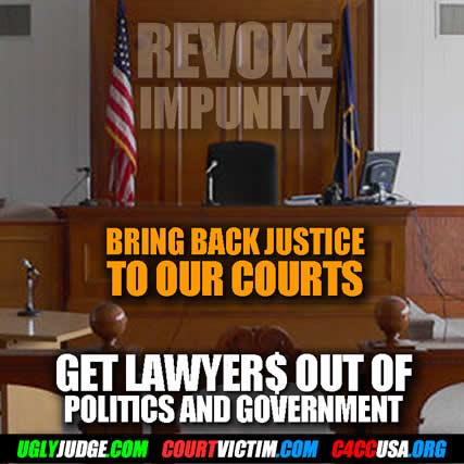 get lawyers out of government