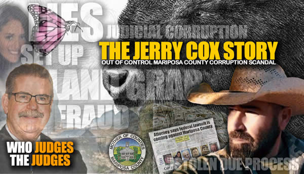 Jerry Cox Story