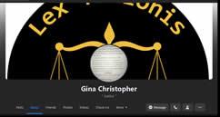 gina christopher facebook